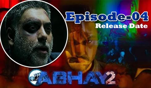 Abhay 2 Episode 04