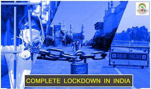 Complete Lockdown in India