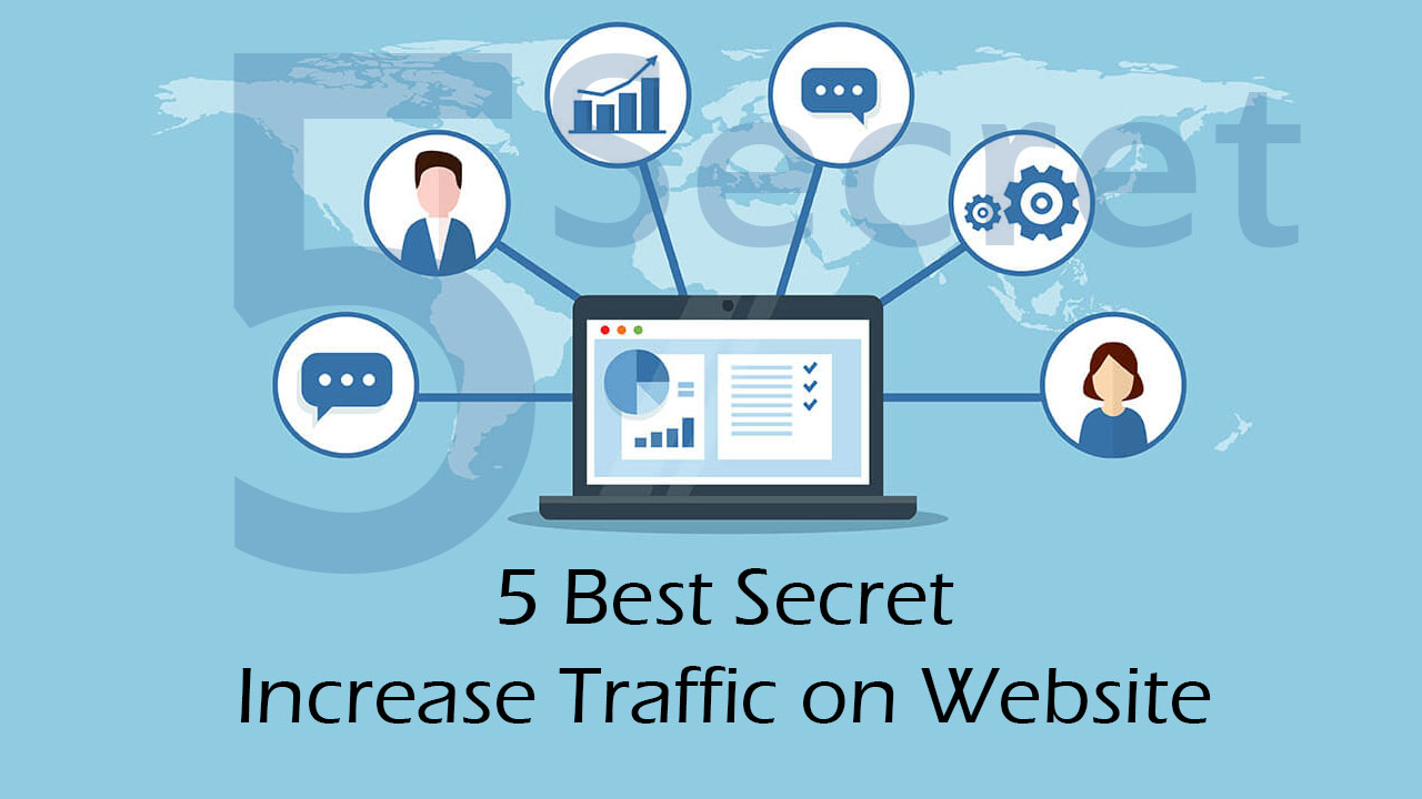 Increase Traffic on Website